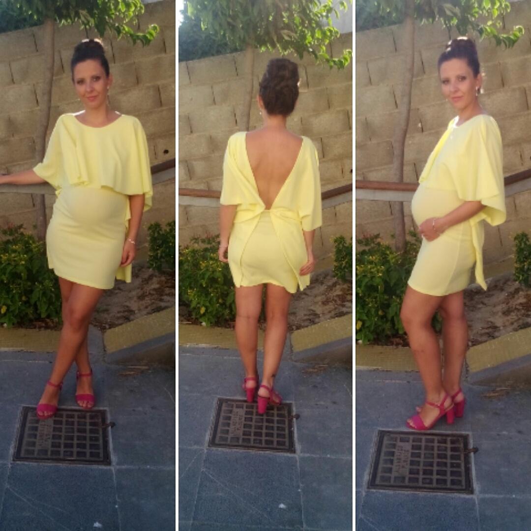 De boda en el embarazo