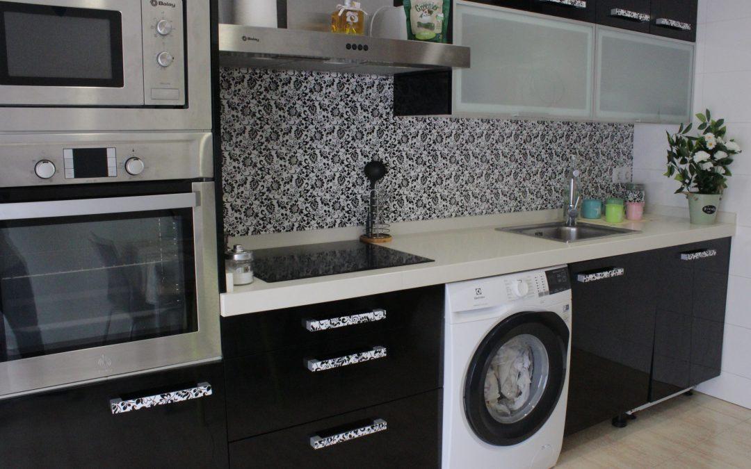 Reforma de la cocina sin obras por menos de 50 euros