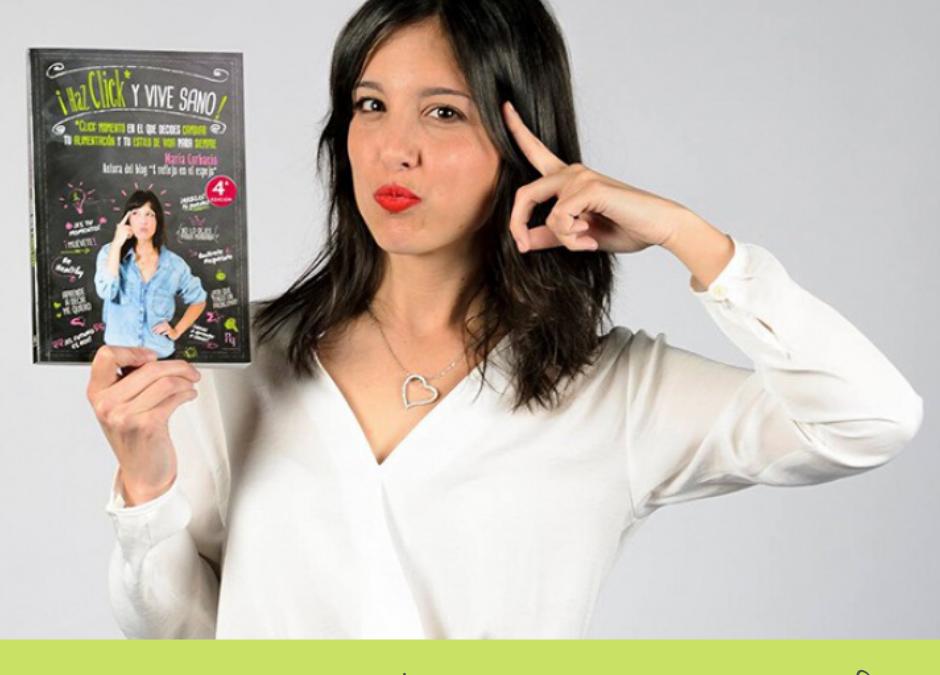 Entrevista a María Corbacho: haz clic y vive más feliz