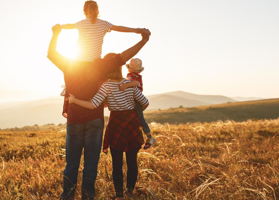 El bote de los momentos en familia (52 ideas)